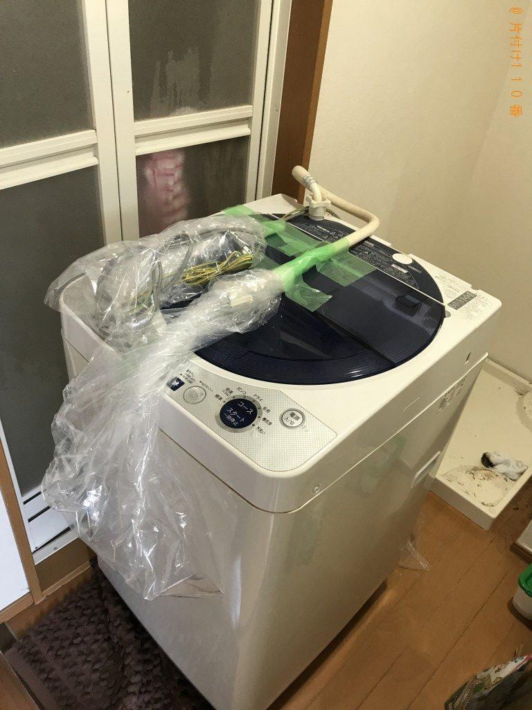 【和光市】ソファ・洗濯機の出張不用品回収・処分ご依頼 お客様の声