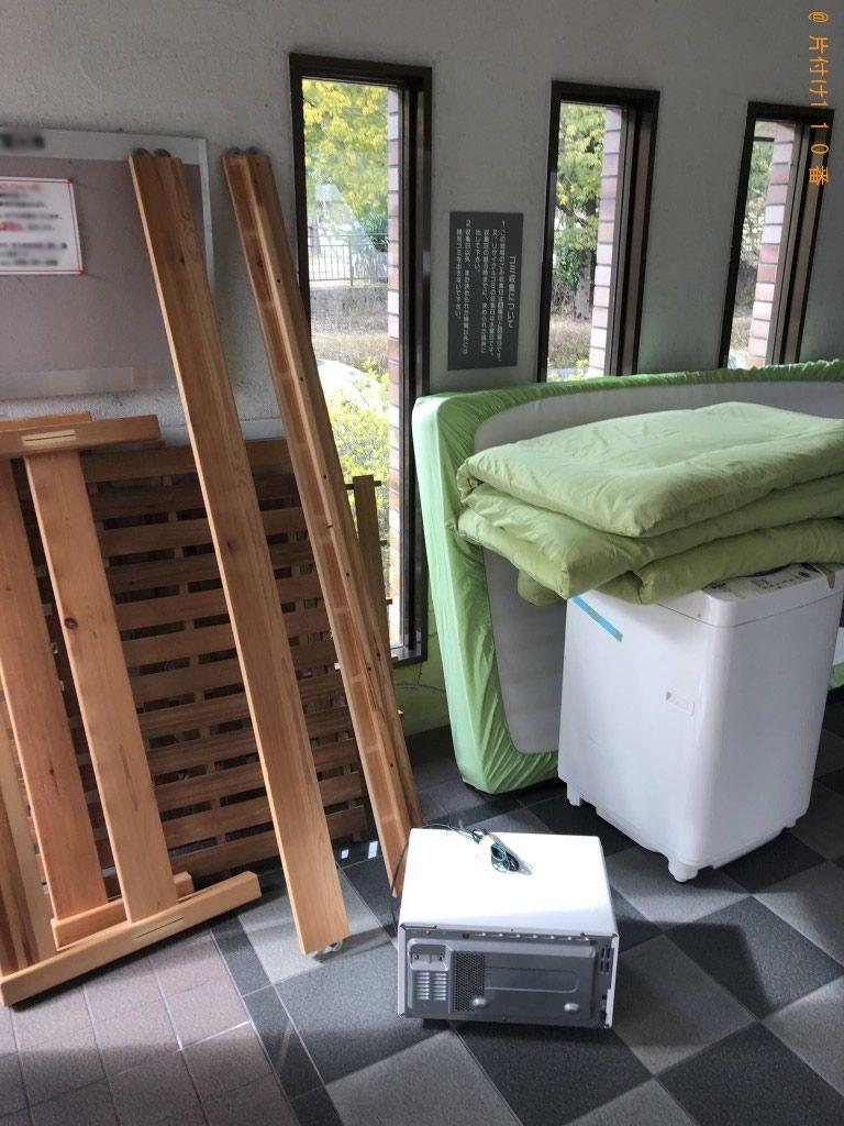 【京都市左京区】家具・家電など回収処分ご依頼 お客様の声