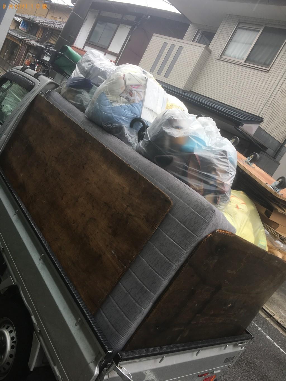【幌加内町】軽トラック1台程度の出張回収・処分ご依頼