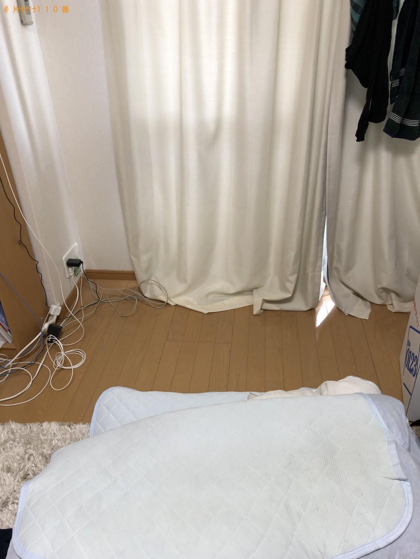 【京都市南区】引っ越しに伴う不用品回収・処分 お客様の声