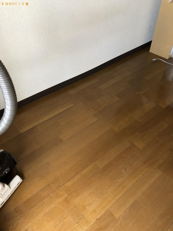 【京都市北区】冷蔵庫・洗濯機・ベッドの回収・処分 お客様の声