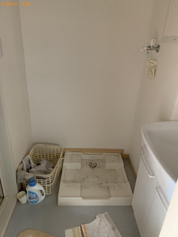 【八幡市】冷蔵庫、洗濯機、ロフトベッドなどの出張不用品回収・処分ご依頼