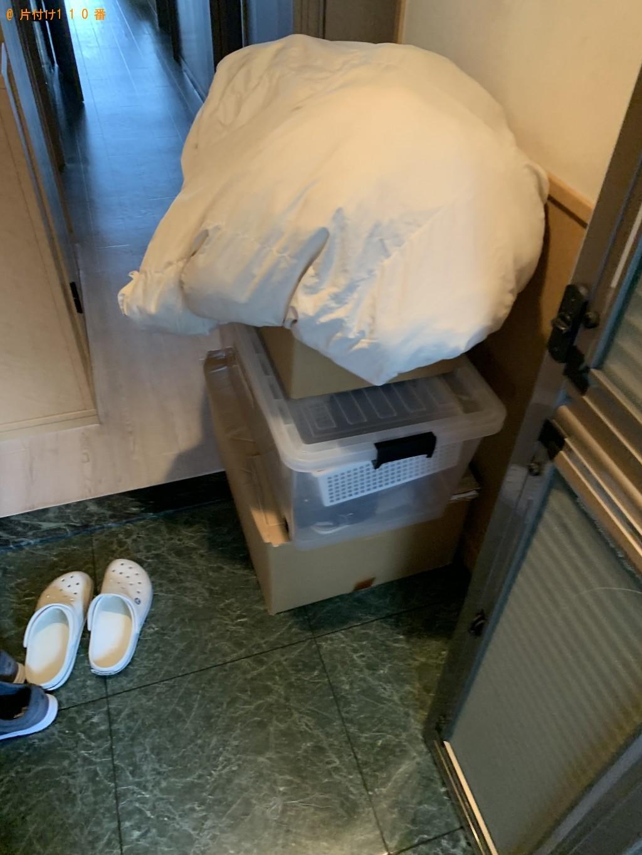 【京都市山科区】台車と家財道具等の処分 お客様の声