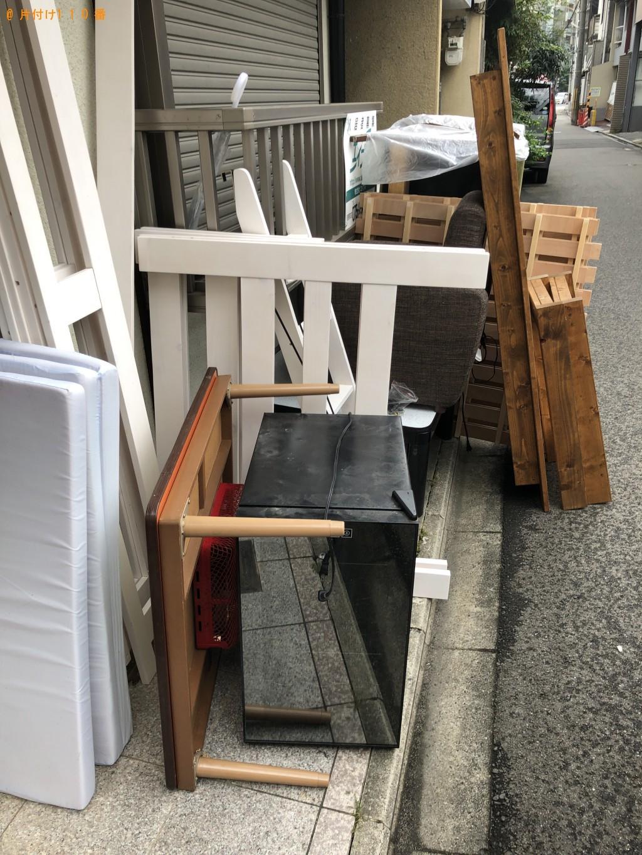 【開成町】軽トラック1台程度出張不用品回収・処分ご依頼