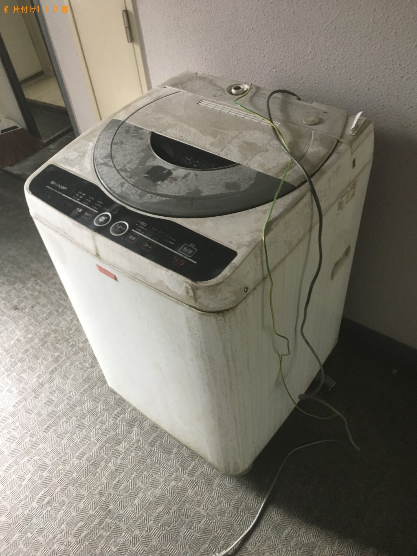 【京都市山科区】単身引っ越しの不用品回収・処分 お客様の声