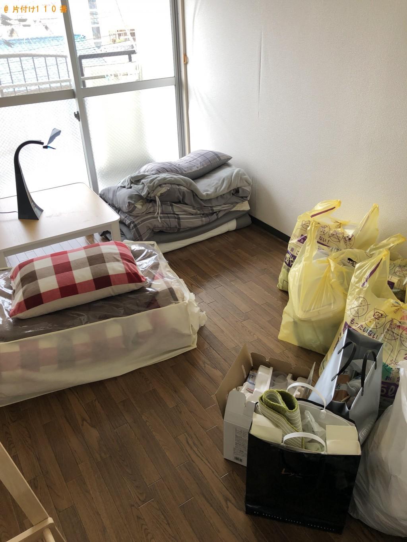 【葉山町】引っ越しに伴う不用品回収・処分 お客様の声