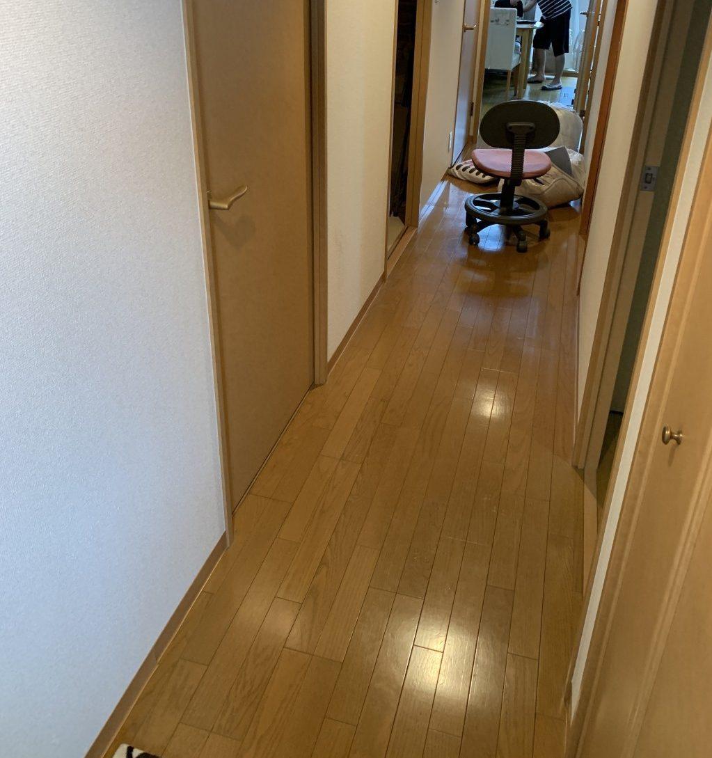 【愛川町】ロフトベッド、学習机の回収・処分 お客様の声