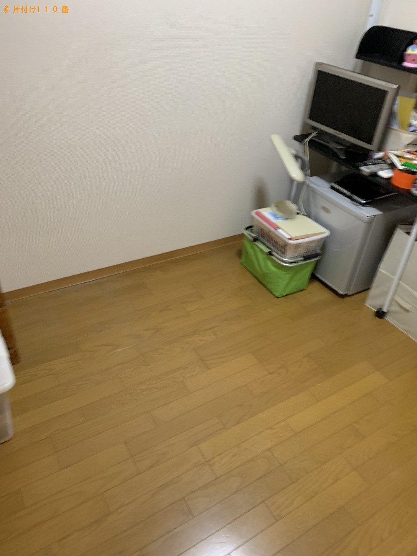 【京都市南区】ロフトベッド、学習机の回収・処分 お客様の声