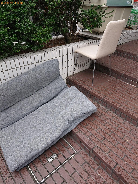 【京都市右京区】座椅子、オフィスチェアの回収・処分 お客様の声