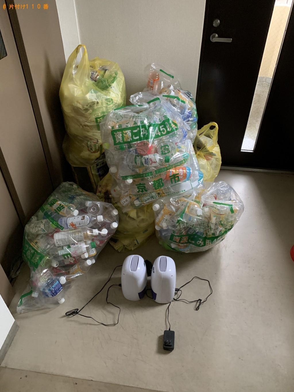 【逗子市】ペットボトル、可燃ごみなどの出張不用品回収・処分ご依頼