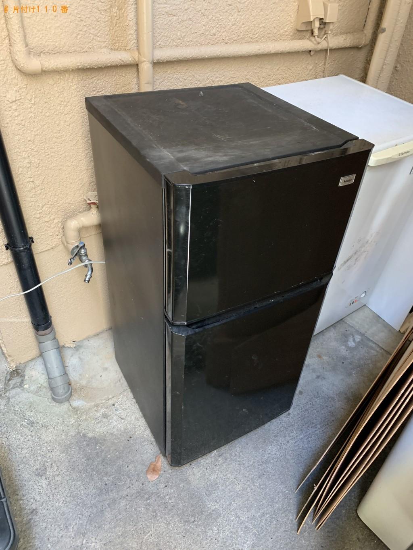 【京都市北区】冷蔵庫1点の回収・処分 お客様の声