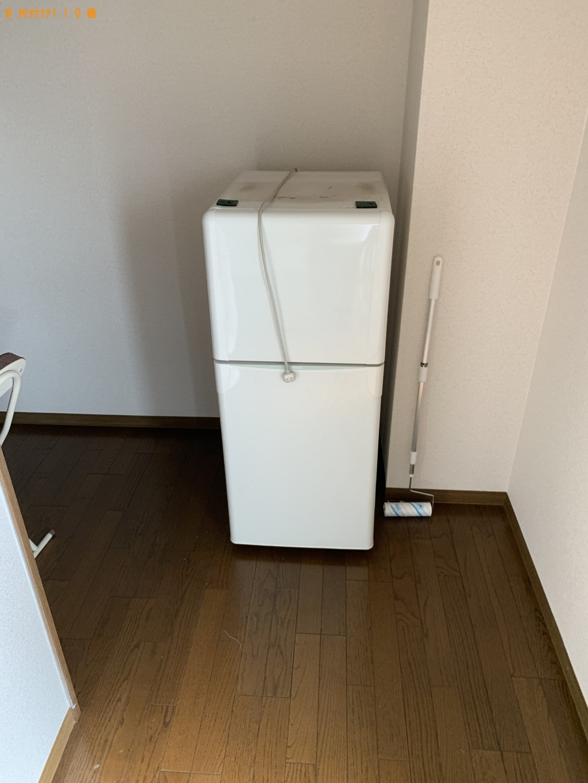 【むかわ町】冷蔵庫、布団、プリンター等の回収・処分 お客様の声