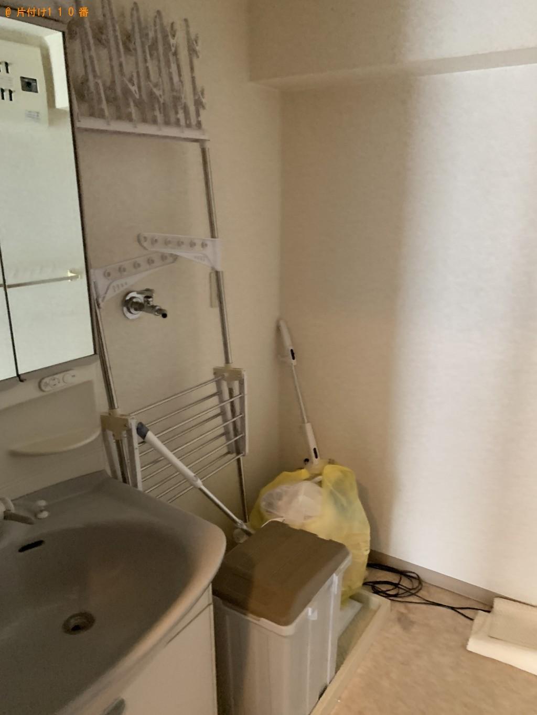 【京都市下京区】冷蔵庫、布団、プリンター等の回収・処分 お客様の声
