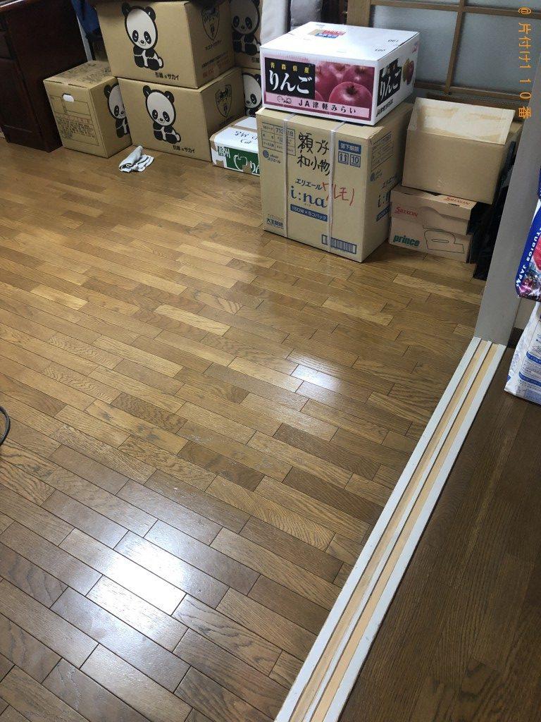 【松川町】クローゼット、ソファーなどの出張不用品回収・処分ご依頼