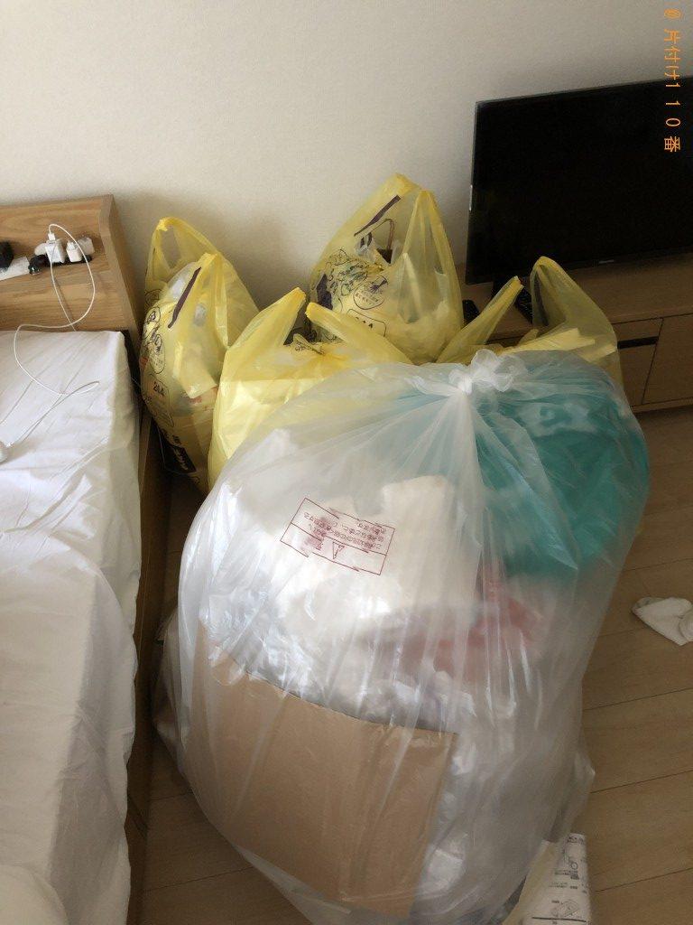 【京都市南区】家庭ごみとダンボールの回収・処分 お客様の声