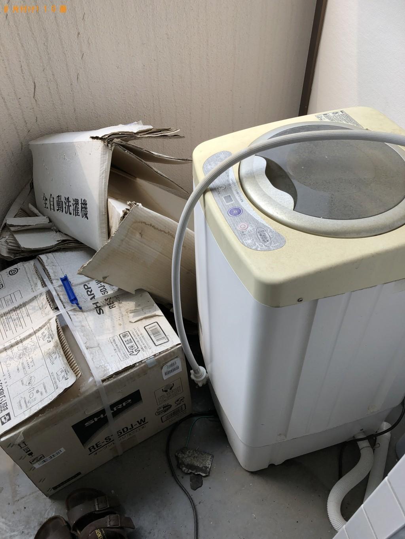 【清水町】冷蔵庫などの出張不用品回収・処分ご依頼