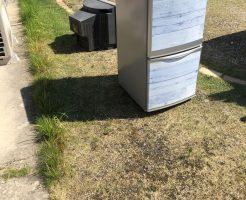【精華町】冷蔵庫とテレビの回収・処分 お客様の声