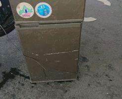 【福知山市】冷蔵庫1点の回収・処分 お客様の声