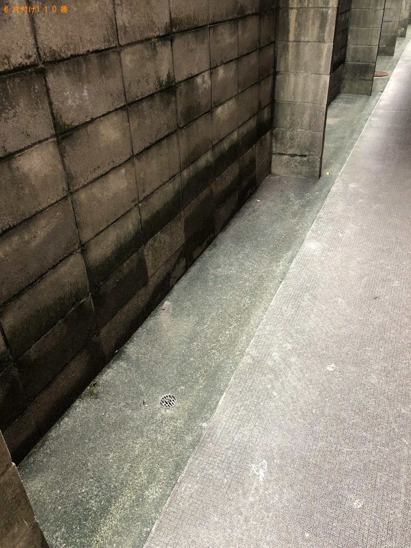 【京都市西京区】シングルベッド1点の回収・処分 お客様の声
