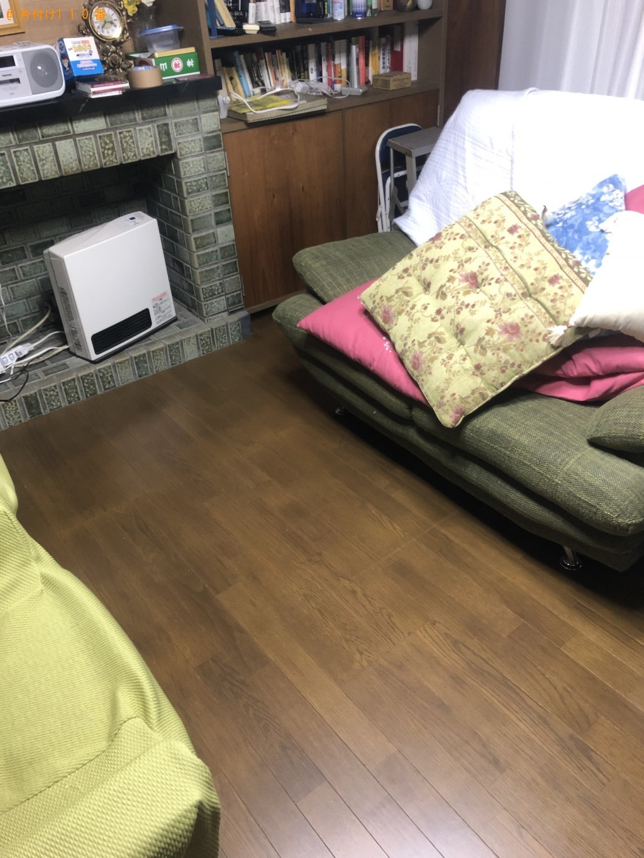 【京都市左京区】絨毯の回収・処分 お客様の声