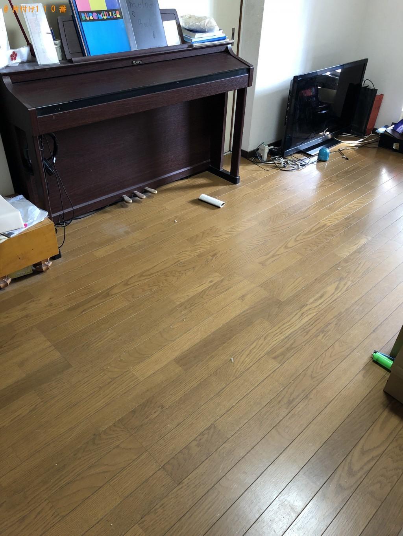 【京都市中京区】クローゼットとテレビ台の回収・処分 お客様の声
