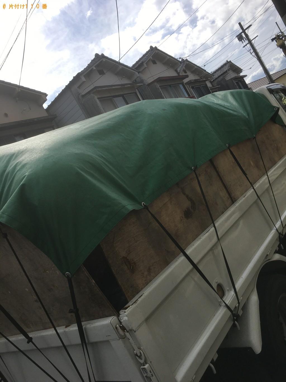 【京都市山科区】家庭ごみ、本、絨毯の回収・処分 お客様の声