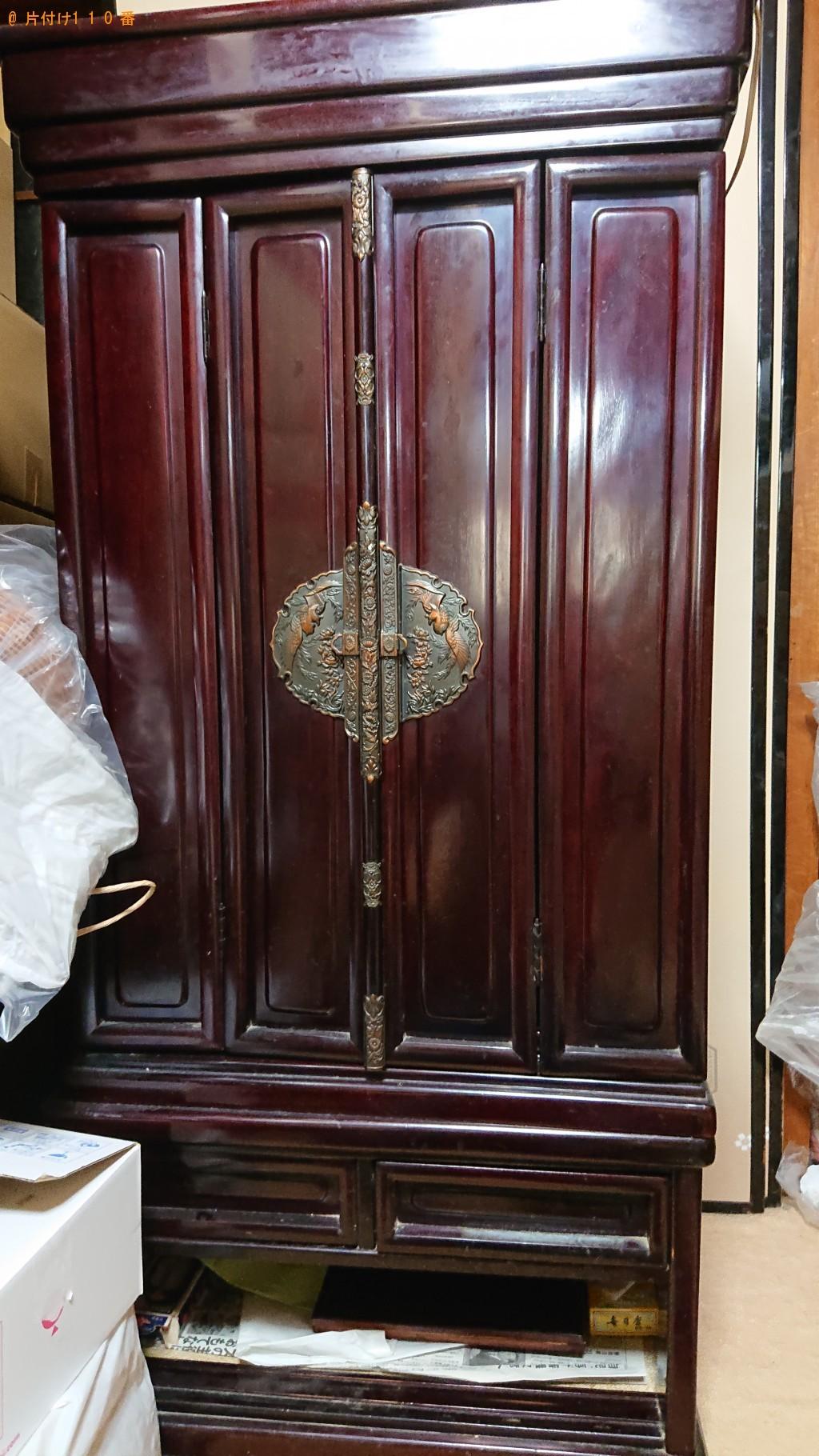 【京都市伏見区】仏壇の回収・処分 お客様の声