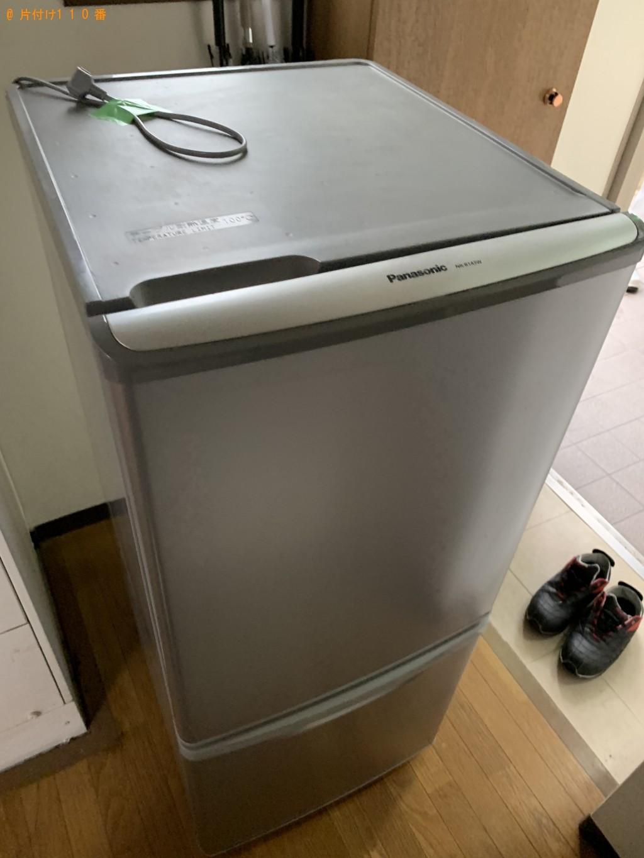 【京都市上京区】冷蔵庫と洗濯機の回収・処分 お客様の声