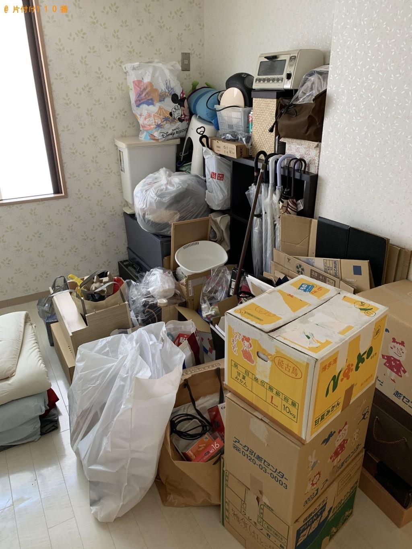 【京都市中京区】引越しに伴い家具家電処分ご依頼 お客様の声