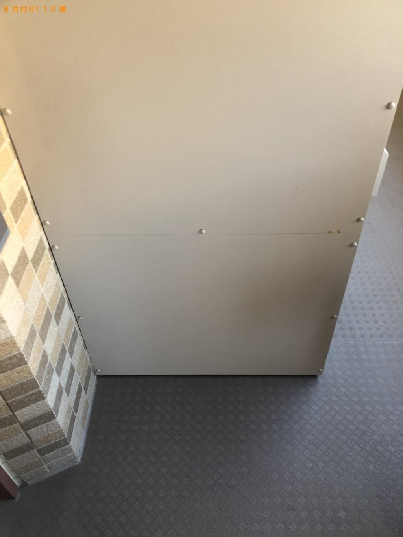【釧路町】椅子、蛍光灯などの出張不用品回収・処分ご依頼