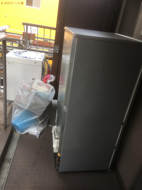 【福生市】2トントラック1台分程度などの出張不用品回収・処分ご依頼
