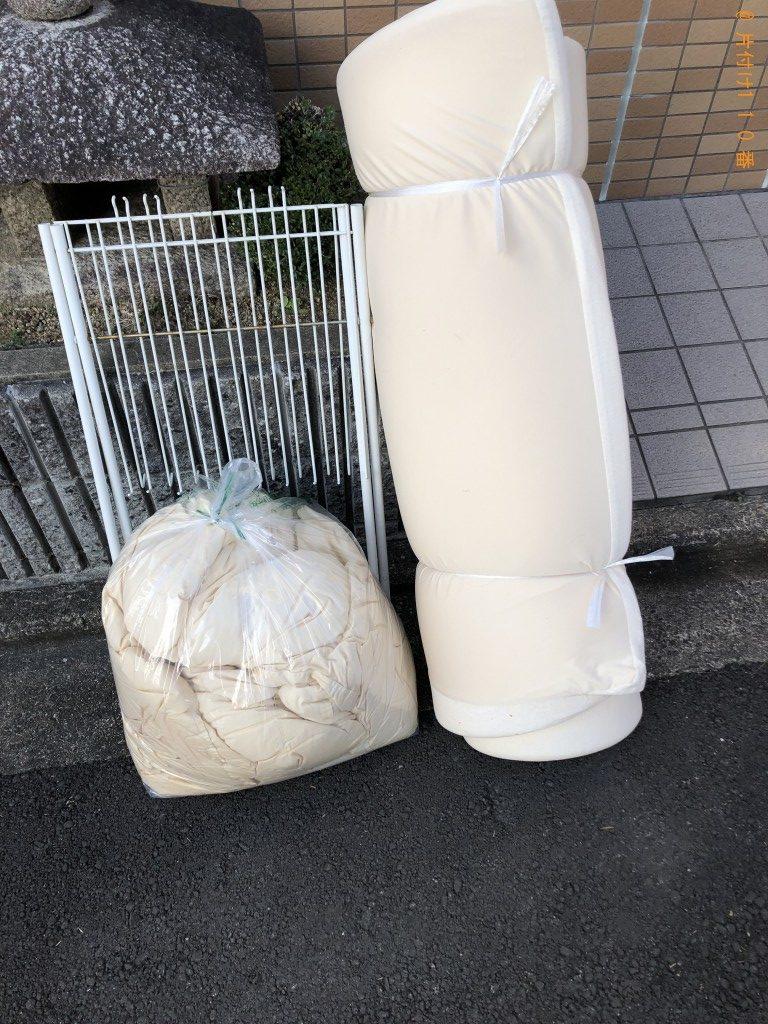 【宮田村】敷き布団、掛け布団の回収・処分ご依頼