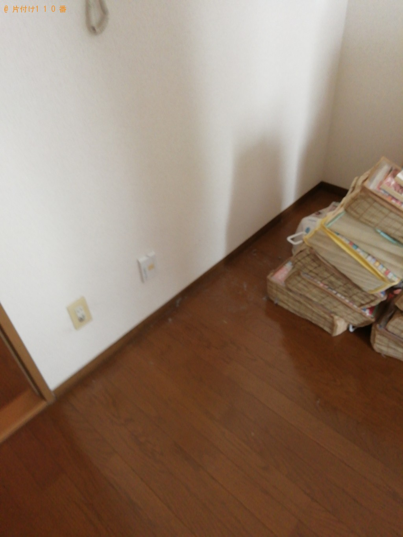 【京都市山科区】不要になったダンボールの回収・処分ご依頼