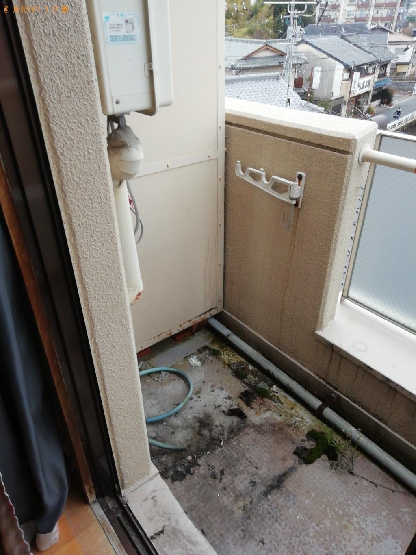 【京都市左京区】冷蔵庫、テレビ、洗濯機等の回収・処分ご依頼