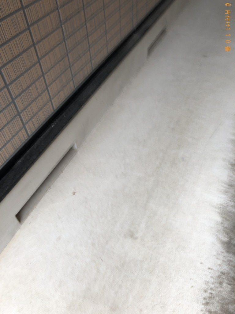 【京都市上京区】キャスター付き洗濯かご等の回収・処分ご依頼