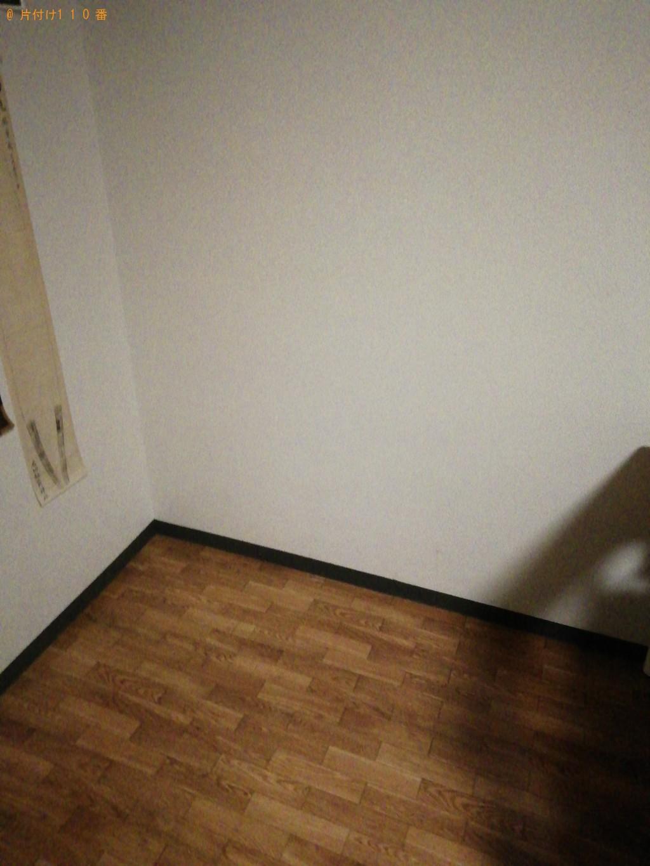 【京都市上京区】整理ダンス、学習机の回収・処分ご依頼