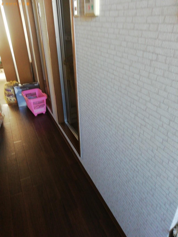 【関川村】カーテン、衣装ケース等の回収・処分ご依頼
