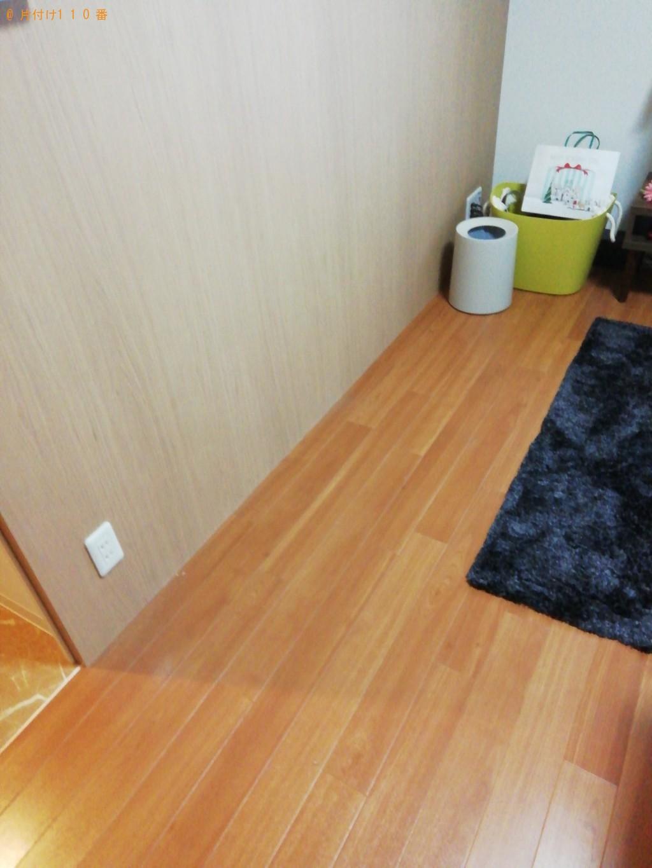 【京都市上京区】不要になった食器棚の回収・処分ご依頼