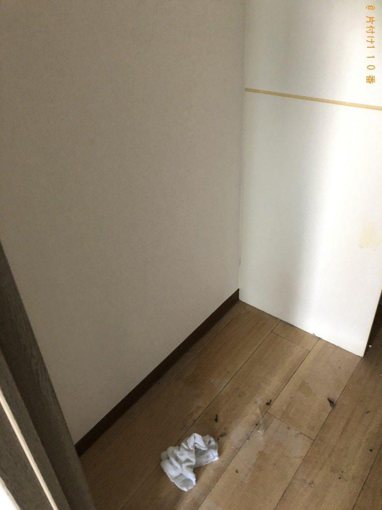 【京都市南区】冷蔵庫、洗濯機等の回収・処分ご依頼