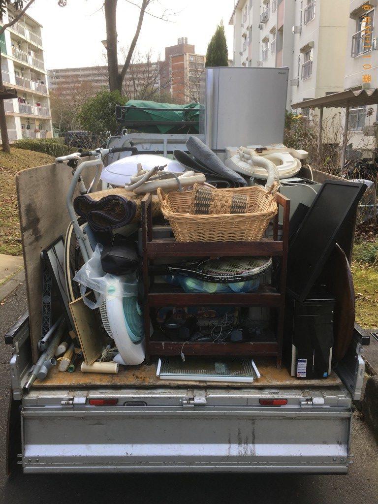 【京都市伏見区 】冷蔵庫、エアコン、洗濯機等の回収・処分ご依頼
