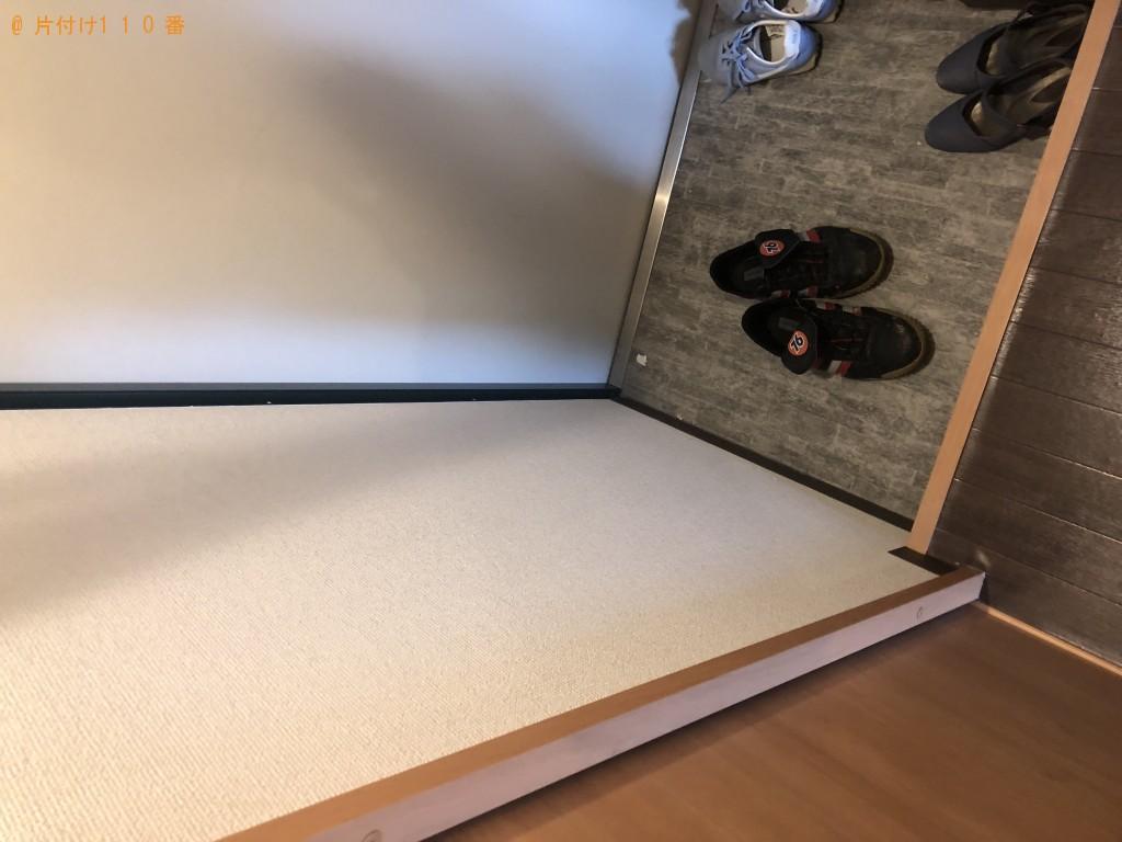 【京都市南区】ソファー、PCデスク等の出張不用品回収・処分ご依頼