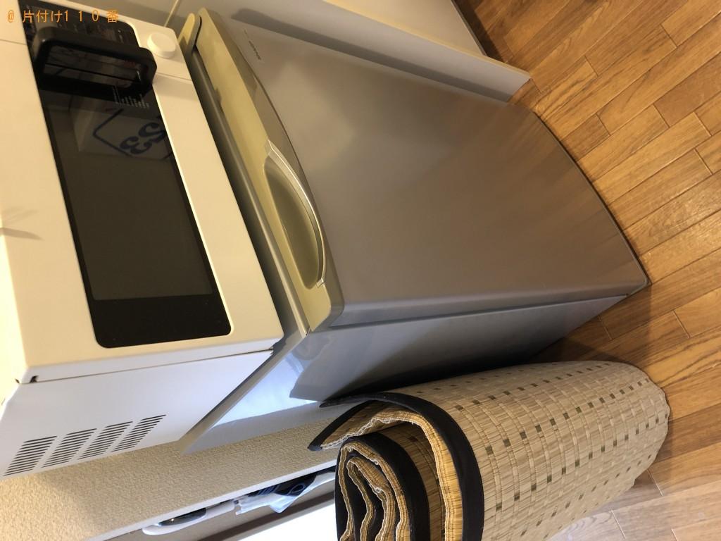 【木曽町】冷蔵庫、ポット、電子レンジ、ゴザの回収・処分ご依頼
