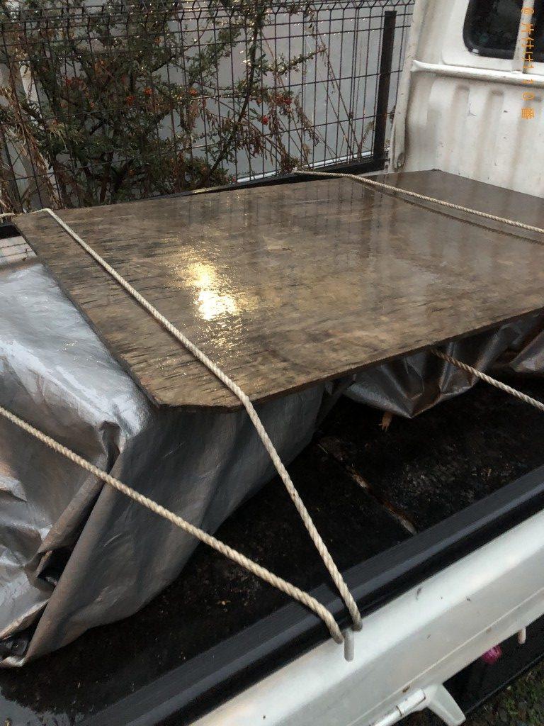 【亀岡市大井町】ダイニングテーブル、ソファー等の回収・処分