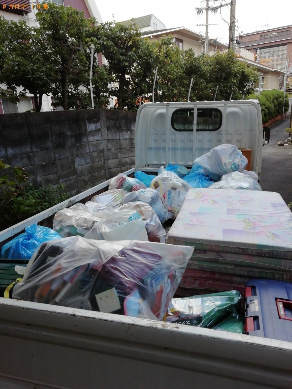 【美瑛町】親族が住んでいたアパートの遺品整理・回収ご依頼