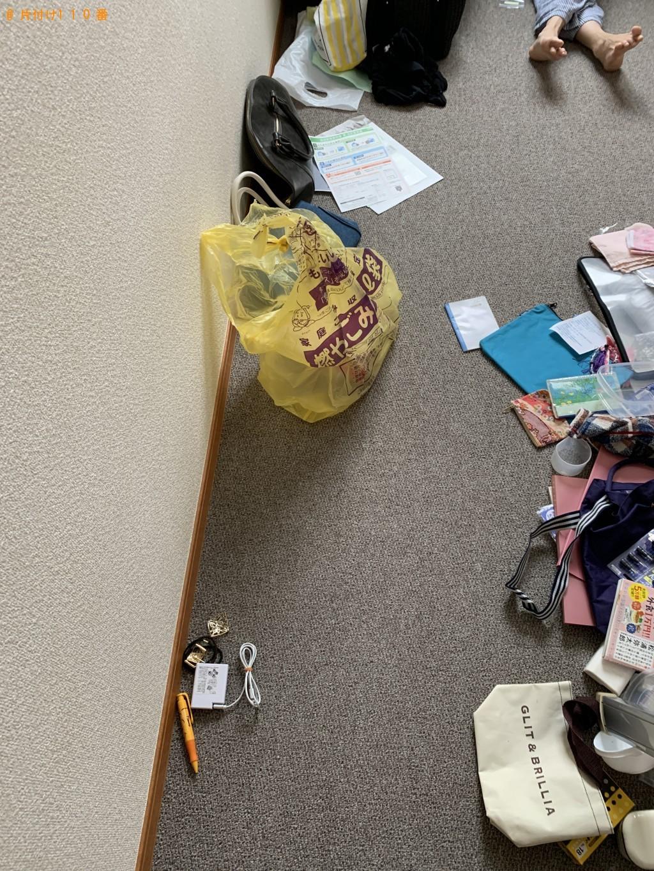 【京都市伏見区】軽トラック1台程度の出張不用品の回収・処分ご依頼