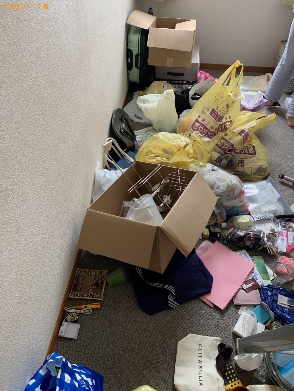 【茅ヶ崎市】軽トラック1台程度の出張不用品の回収・処分ご依頼