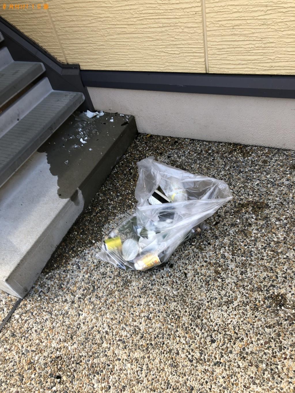 【長沼町】家庭ゴミの出張不用品回収・処分ご依頼