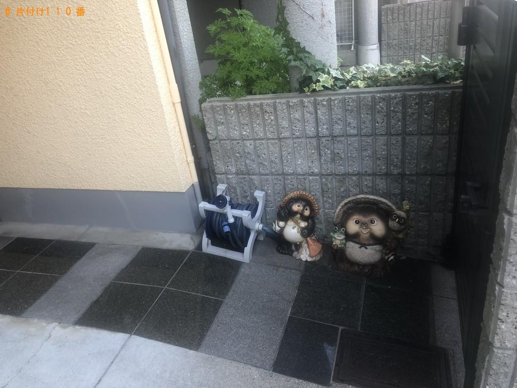 【士別市】カウンターテーブル等の不用品回収・処分ご依頼
