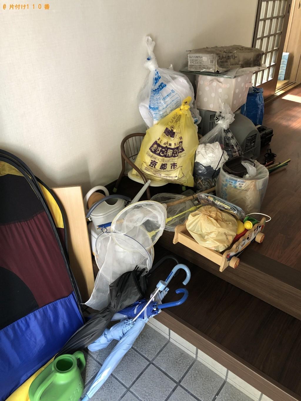 【狛江市】軽トラック1台程度の燃えないゴミの回収・処分ご依頼