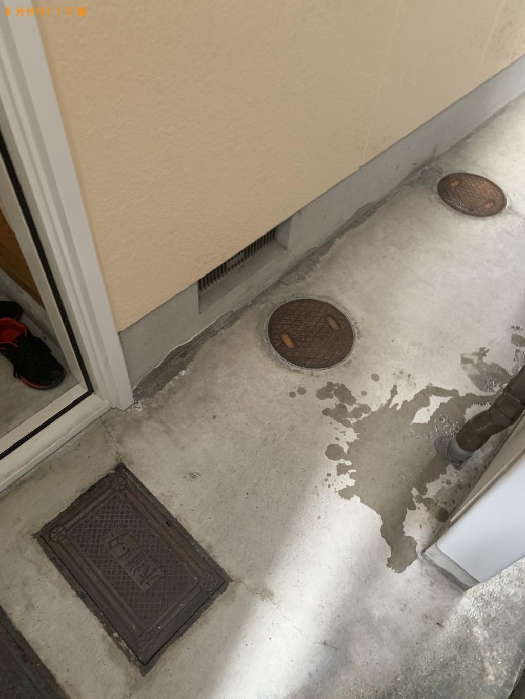 【京都市西京区】洗濯機の回収・処分ご依頼
